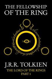 LOTR The fellowship of the ring by J R R Tolkein